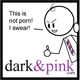 Dark and Pink Comics