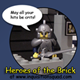 Heroes of the Brick