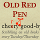 Old Red Pen