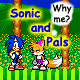 Sonic and Pals - The Comic