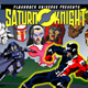 Flashback Universe Presents Saturn Knight